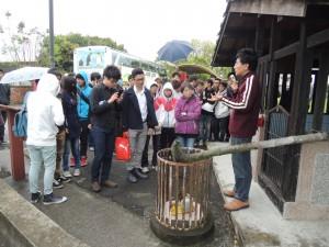 遠東科技大學參訪