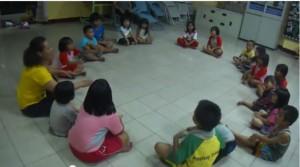 幼兒學母語歌謠