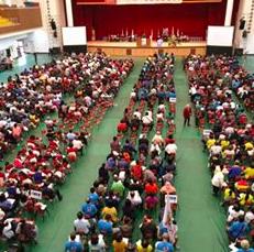 台灣基督教宣教390年紀念感恩禮拜