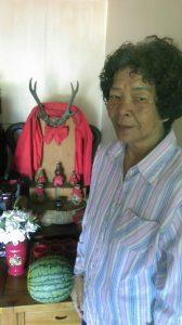 部落的太祖媽