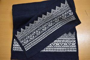 西拉雅頭巾
